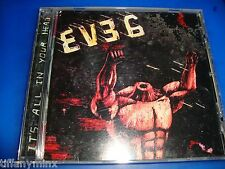 EVE 6 cd ITS ALL IN YOUR HEAD free US shipping