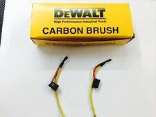 Dewalt Drill Carbon Brush Set 578393-03 / N081423  508S, DW511, DW520, DW515