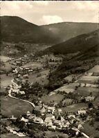 SEEBACH Schwarzwald alte Postkarte um 1955 Panorama Gesamtansicht alte AK