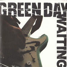"Green Day Waiting/Maria NEON BLUE VINYL 7"" Record non warning lp song! punk NEW+"