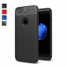 Shockproof Silicone Case Rubber TPU Gel For Apple Cover iPhone X 8 7 6 Plus 5 Se
