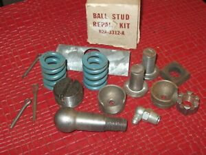 NOS 1952-1960 Edsel,Ford,Mercury steering arm ball stud repair kit