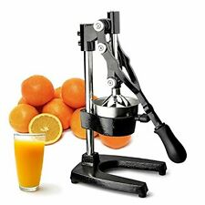 Manual Juice Squeezer Hand Press Juicer Fruit Presser for Citrus Orange Lemon