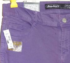 Jay Jays Jegging Womens Purple Jeans Size 11 Slim Sits on Hips 31 x 32  New NWT