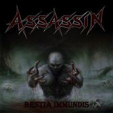 ASSASSIN - Bestia Immundis - Digipak-CD - 4028466910943