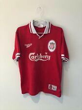 Liverpool FC 1996-98 Home Shirt jersey maglia camiseta maillot trikot