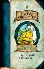 The Edge Chronicles: Midnight over Sanctaphrax Bk. 3 by Paul Stewart and Chris R