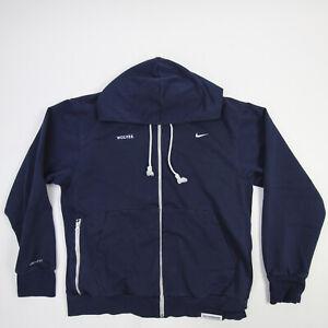 Minnesota Timberwolves Nike Dri-Fit Jacket Men's Navy Used