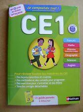 Pour réviser toutes les matières du CE1 + le guide + l'ardoise + tableaux  /S16