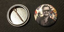 "Stan Lee - Marvel Age 41 Cover - 1"" Pinback Button Pin - Buy 2 Get 1 Free"