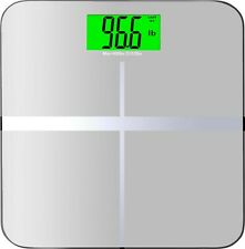 Digital Scale, Body Weight Scale 396lb/180kg High Accuracy Rechargeable Battery.