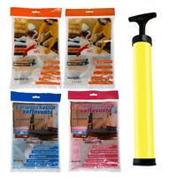 Space Saver Saving Storage Vacuum Seal Compressed Organizer Plastic Package Bag