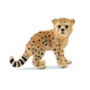 Schleich Wild Life - Cheetah cub - 14747 - Authentic - New