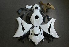 Unpainted ABS White Fairing kit bodywork For HONDA CBR1000RR 2008-2011 2009 2010