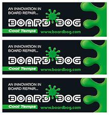 Board Bog - ding repair - surfboard / sailboard / SUP (3 for $22)  (3BBC)