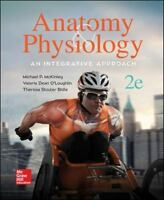 Anatomy & Physiology: an Integrative Approach 2nd edition by Michael McKinley...