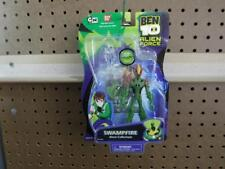 Ben 10 Alien Force with Mini Figure Asst. 27430 Swampfire Sealed in package MIP