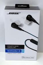Bose QuietComfort 20i schwarz Apple