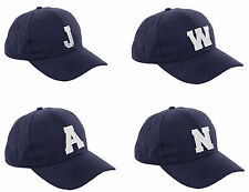 Children School Baseball Cap Boy Girl Adjustable Snapback Kids Nave Hat Letter
