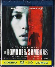 EL HOMBRE DE LAS SOMBRAS. BLU-RAY y DVD Tarifa plana (España) envío, 5 €.