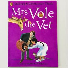 Mrs Vole the Vet by Allan Ahlberg (Paperback, 2014)