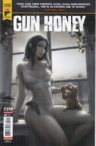 GUN HONEY 2 (OF 4) CVR A KENDRICK LIM NM