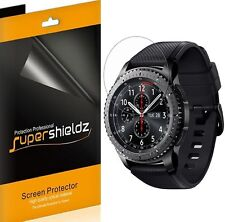 6X Supershieldz Anti Glare (Matte) Screen Protector for Samsung Gear S3 Frontier