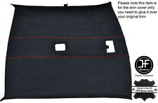 RED STITCH ROOF HEADLINING PU SUEDE COVER FITS SKYLINE R32 GTS GTR 89-93