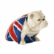 Royal Doulton No Time to Die Edition James Bond 007 Jack The Bulldog 10cm Porcelain Figurine
