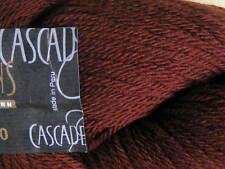 CASCADE 220 Knitting & Felting Yarn #2411 Cafe