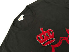 Premium Mens DIESEL SHIELD TEE Casual Top CROWN T-Shirt Summer Item L Small Fit