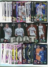 Gran Lote REAL MADRID  1000 Different Cards  Panini  MGK  Adrenalyn MC  E.Este