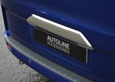 Chrome Rear Tailgate Grab Handle Trim Cover To Fit Ford Tourneo Custom (2012+)