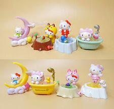 """LOT OF 8  Hello Kitty  figure SET 2""""-3"""""""