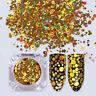 BORN PRETTY Nail Art Flakes Sequins Glitter Paillette Holographic  Decor