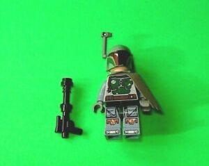 LEGO STAR WARS BOBA FETT ### BOUNTY HUNTER FIGUR AUS SET 9496 ### =TOP!!!