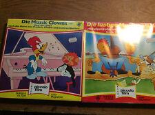 Musikparade (Kiddie Koncert) + Musik Clowns [Super 8 /45 m + 70 m] S8 UNIVERSAL