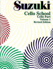 Suzuki Cello School, Vol 1: Cello Part by Shinichi Suzuki (Paperback / softback, 1999)