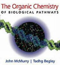 The Organic Chemistry of Biological Pathways-ExLibrary