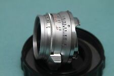Leica summicron-M 35mm f2 lens 8 elements (Made in Germany)TOP!  near mint!