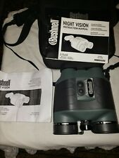 Bushnell 2.5 X 42 Night Vision Binoculars  Excellent Working Condition
