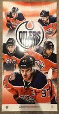 Connor McDavid 40th Anniversary Oilers Fan Appreciation March 28 2019 Poster ++