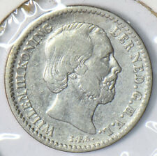 Netherlands 1889 10 Cents  291303 combine shipping
