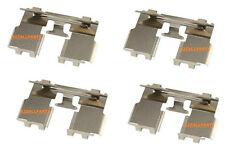 Pour toyota RAV4 2.0 2.2TD 2.4 06 07 08 09 10 11 12 arrière plaquettes de freins kit de montage