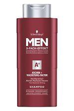 (15,96€/L)250ml Schwarzkopf Men A+ Shampoo Arginin + Wachstums Faktor Kopfhaut