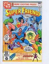 Super Friends #38 DC Pub 1980