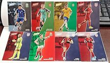 2017 Panini The National Soccer Set 8 w/Lionel Messi, Cristiano Ronaldo, Neymar