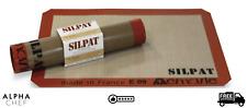 SILPAT Non Stick Baking Cooking Silicone Mat Sheet Reusable Bakeware 42cmx30cm