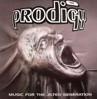 THE PRODIGY - Music For The Jilted Generation - Vinyl (2xLP)