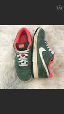 Nike 6.0 Pink And Green Sneakers